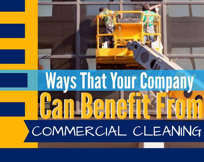 Picture showing benefits of hiring a cleaning company edmonton