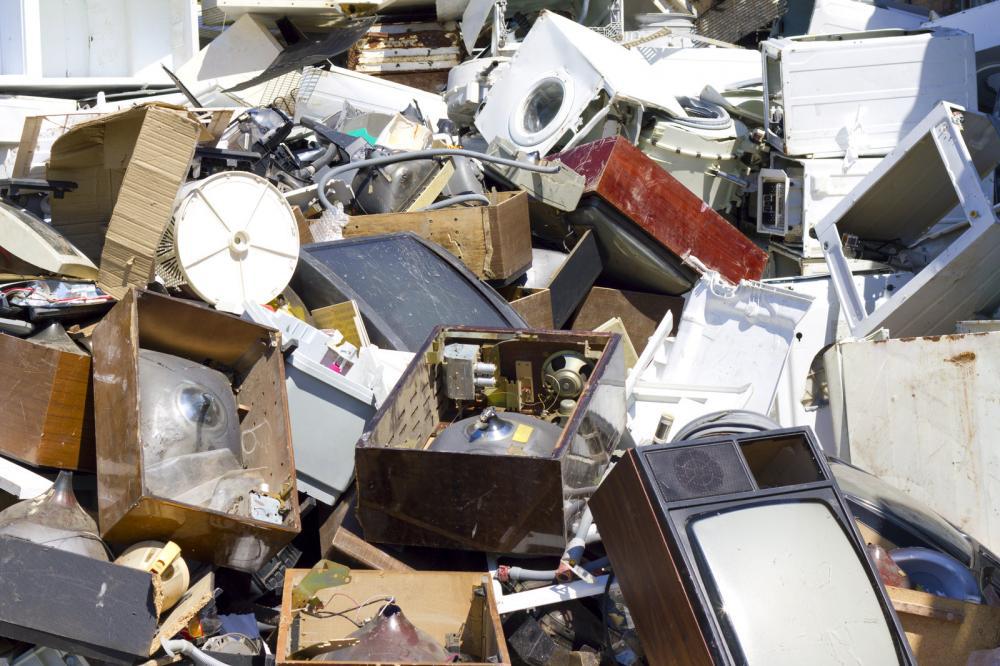 Picture showing junk removal services edmonton